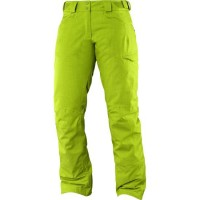 Salomon Ladies Fantasy ldy pnt (Granny Green)